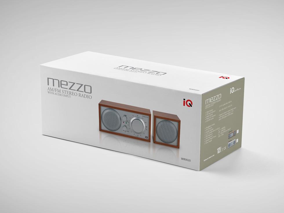 IQ Brand Packaging Series