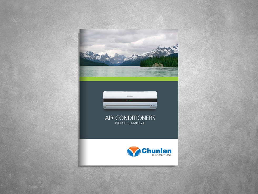 Chunlan Air Conditioners. Product Catalogue