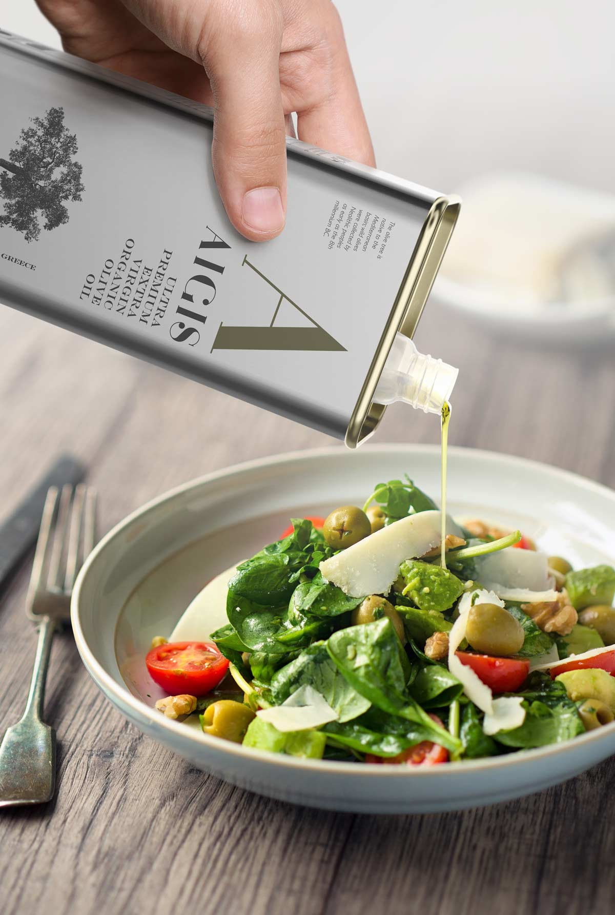 Aigis Extra Premium Organic Olive Oil